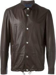 куртка на кнопках Brunello Cucinelli