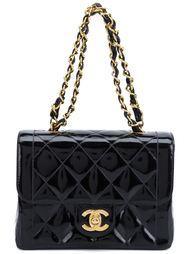стеганый клатч Chanel Vintage