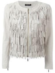 пиджак с бахромой Twin-Set