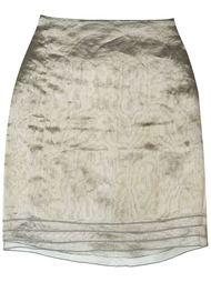 многоярусная мини юбка Romeo Gigli Vintage