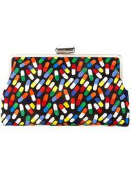 клатч 'Pop Pill' Sarah's Bag