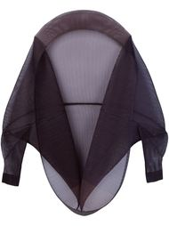 куртка 'Tatami Tricolour Shrug' Pleats Please By Issey Miyake