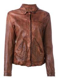 куртка с эффектом помятости Giorgio Brato