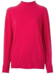свитер с пуговицами Chanel Vintage