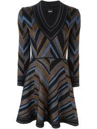 вязаное платье Just Cavalli