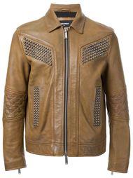 куртка с заклепками Dsquared2