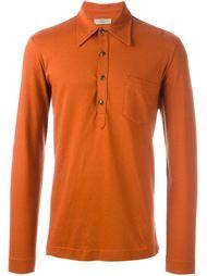 рубашка-поло с длинным рукавом Romeo Gigli Vintage