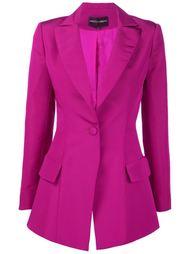 приталенный пиджак Christian Siriano