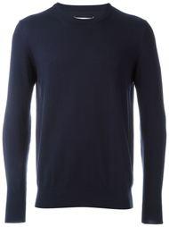 свитер с локтевыми заплатками Maison Margiela