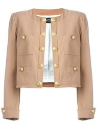 укороченная куртка Balmain