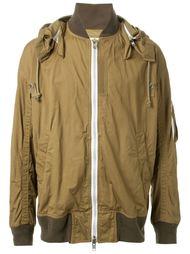 куртка с капюшоном Sacai