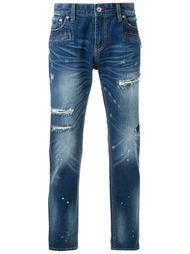 джинсы прямого кроя   Loveless