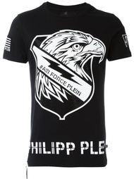 футболка 'Make Trouble' Philipp Plein