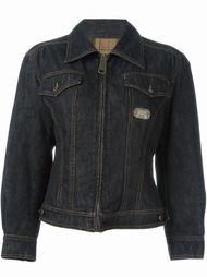 джинсовая куртка на молнии Dolce & Gabbana Vintage