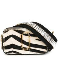сумка через плечо 'Snapshot Zebra' Marc Jacobs
