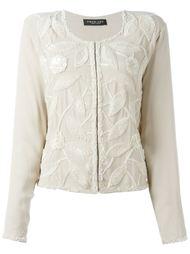 пиджак декорированный пайетками Twin-Set