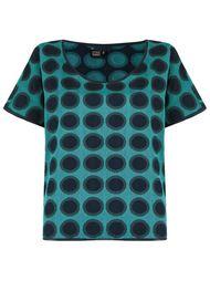 patterned blouse Fernanda Yamamoto