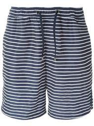шорты для плавания в полоску Michael Kors
