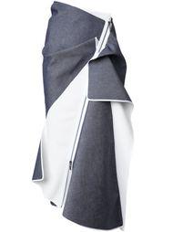 юбка на молнии  Maticevski