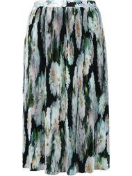 плиссированная юбка  Adam Lippes