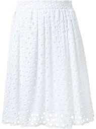 пышная юбка с вышивкой House Of Holland