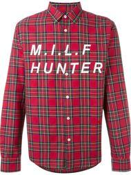 клетчатая рубашка 'Milf' Soulland