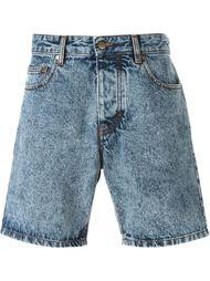джинсовые шорты  Ami Alexandre Mattiussi