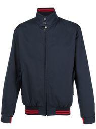 куртка-бомбер с высоким воротником Lanvin