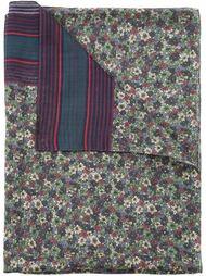 шарф с цветочным принтом Sonia Rykiel