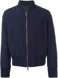 короткая куртка-бомбер Ami Alexandre Mattiussi