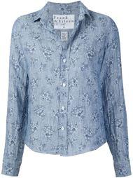 рубашка с цветочным принтом 'Barry' Frank & Eileen
