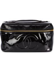 косметичка-чемоданчик Chanel Vintage