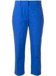 классические укороченные брюки Jil Sander