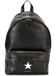 рюкзак с элементом звезды Givenchy