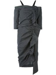 платье с принтом  Isa Arfen