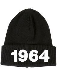 шапка ребристой вязки '1964' Dsquared2