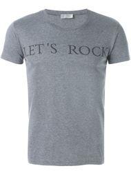 футболка с принтом  Christian Dior Vintage