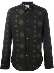 рубашка с принтом в горох PS Paul Smith