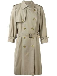 long trench coat Burberry Vintage