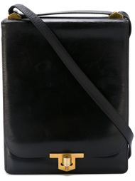 сумка на плечо с логотипом  Hermès Vintage