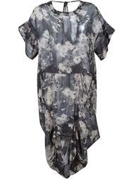 перфорированое пляжное платье  Malia Mills