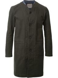 пальто с V-образным вырезом Factotum
