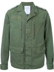 куртка с стиле милитари Mr. Gentleman