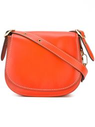 saddle shoulder bag Coach