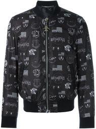 куртка-бомбер 'Heathrow' Philipp Plein