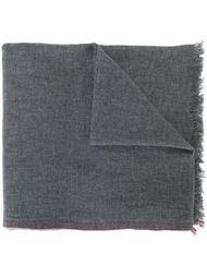 frayed edge scarf Brunello Cucinelli