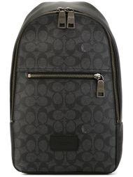 монограммный рюкзак Coach