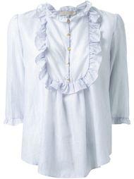 блузка с оборками  Vanessa Bruno