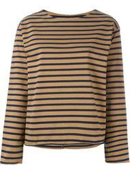 свитер в полоску  Mih Jeans