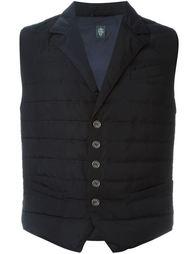 padded waistcoat Eleventy